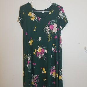 Old Navy Floral Dress 19